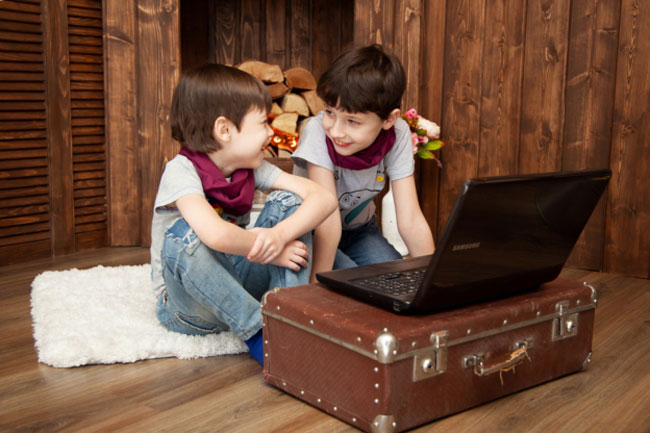 Benefits of online learning for nursery students