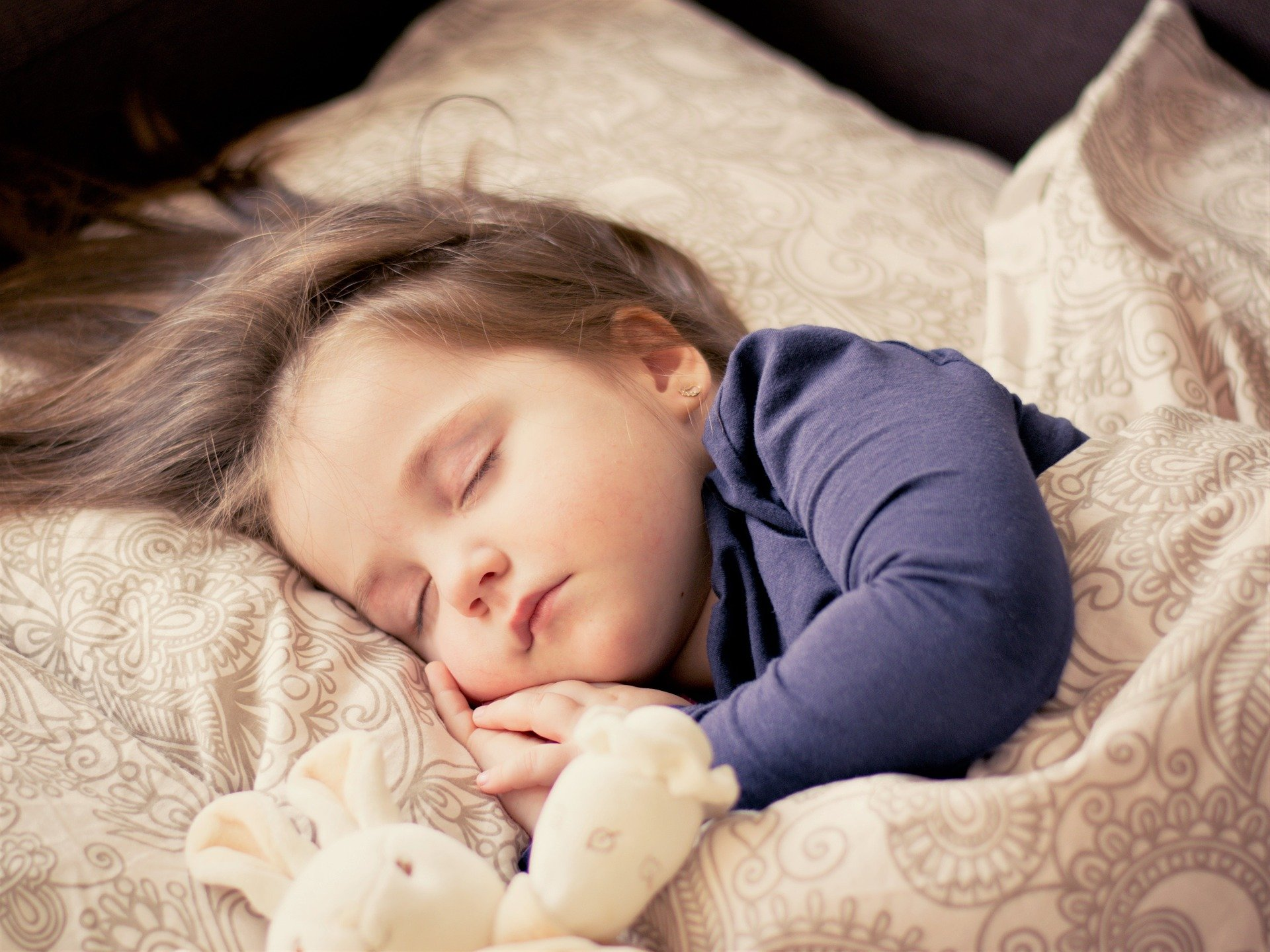 Importance of Sleep for Pre-schoolers