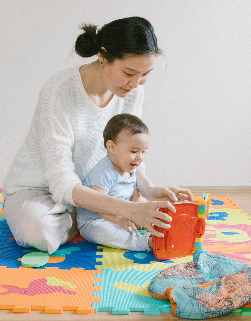 10 Toys To Help With A Child's Development