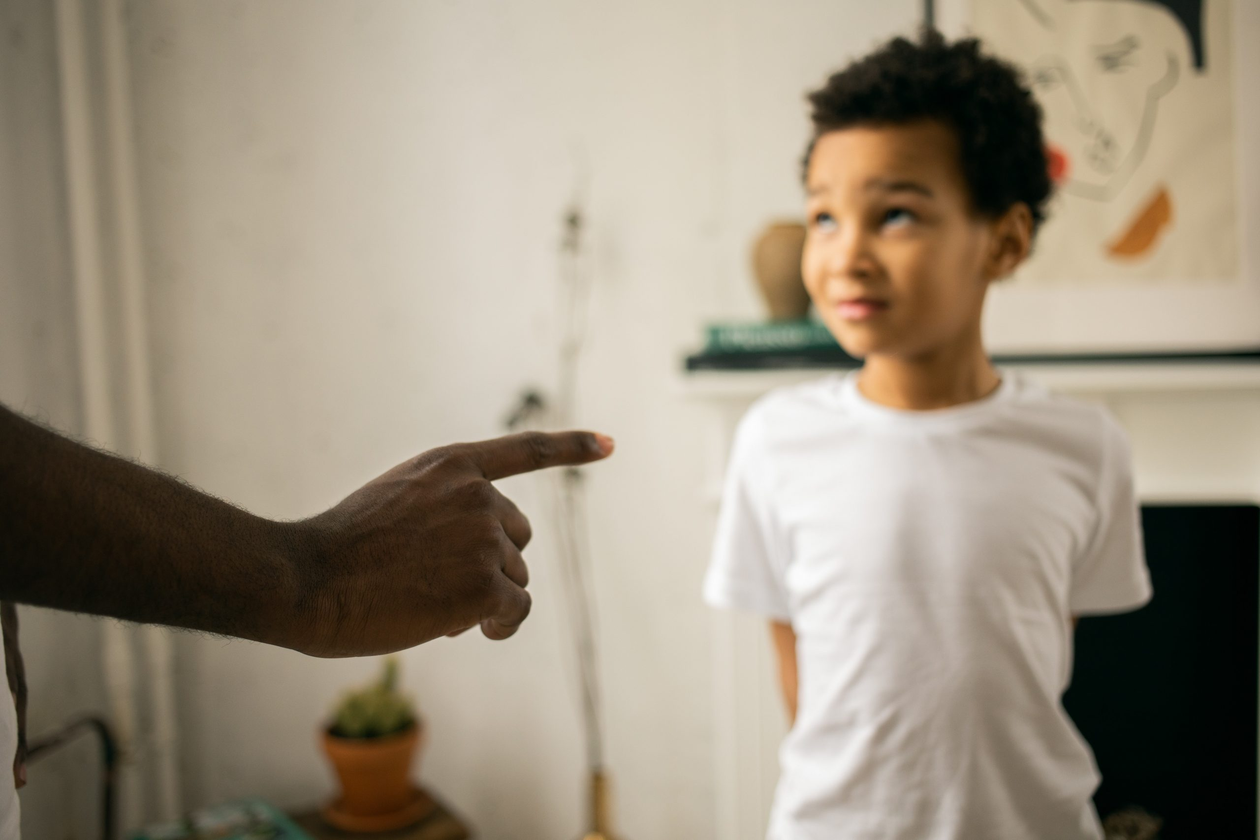 How to deal with Aggressive Behaviour in your Child